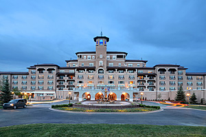 Broadmoor Hotel West Renovation