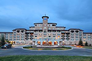Broadmoor Hotel West Renovation