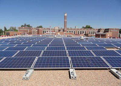 Denver Public Schools Photovoltaic Installation