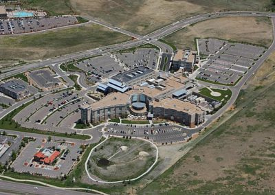 Parker Adventist Hospital – OR Expansion and Bed Wing Tower