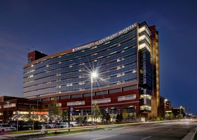 University of Colorado Hospital Expansion