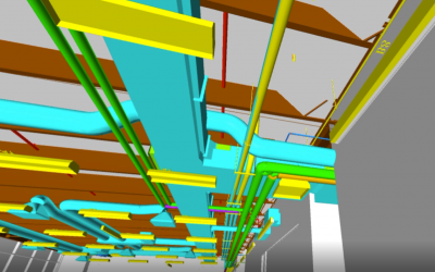 Virtual Design and Construction Video Explains Important Role at Encore Electric