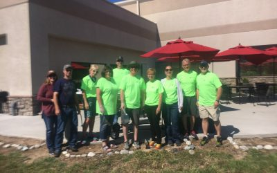Encore Electric Volunteers make Lasting Impacts during Summer Months and at Encore Gives! Day