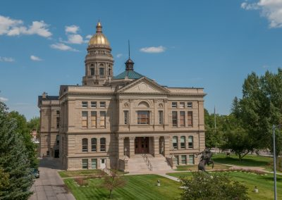 State of Wyoming Capitol Square
