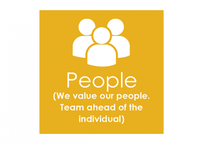 people for website