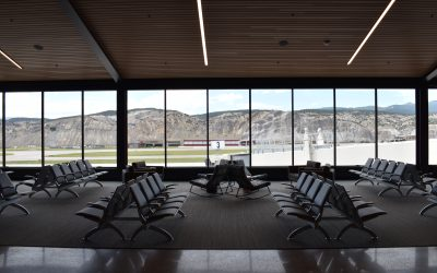Eagle County Regional Airport's New Terminal Offers Best-in-Class Passenger Experience
