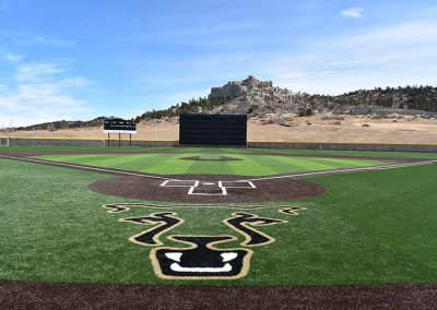 University of Colorado Colorado Springs Indoor Practice Facility and Baseball Complex