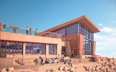 Pikes Peak Summit House Aims to Achieve Highest Level of Building Sustainability at 14,115 Feet