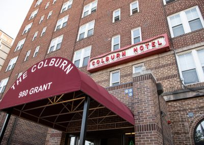 Colburn Hotel
