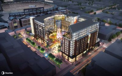 McGregor Square Project Heads for Home Thanks to Encore Electricians