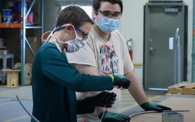 [Video] Adams 12 Prefabrication Event