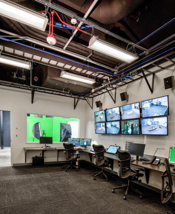 Encore Electric Technology Solutions CSU TMI Control Room