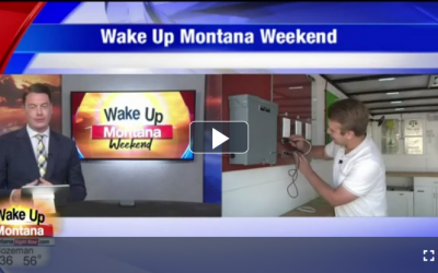 Mobile Escape Room Featured on Montana TV