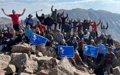 """Group of Encore Electric Teammates Goes """"Climbing for Kids"""""""